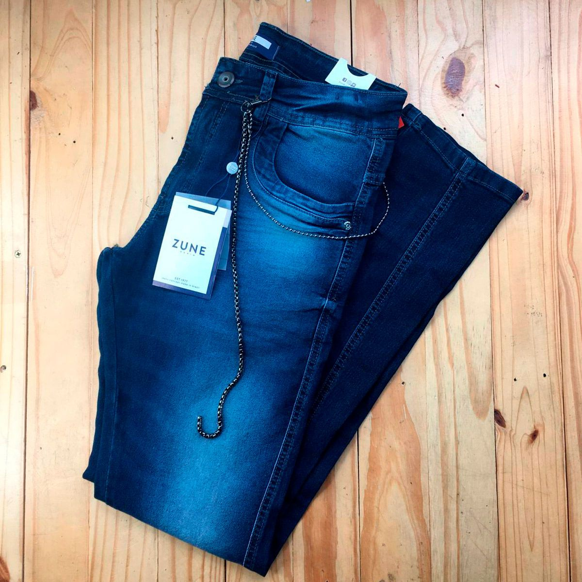 Calça Jeans Masculina Zune 33975