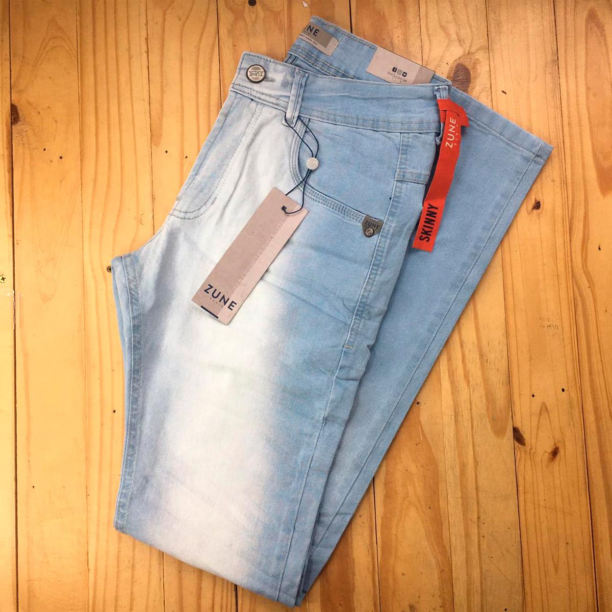 Calça Jeans Masculina Zune 36023
