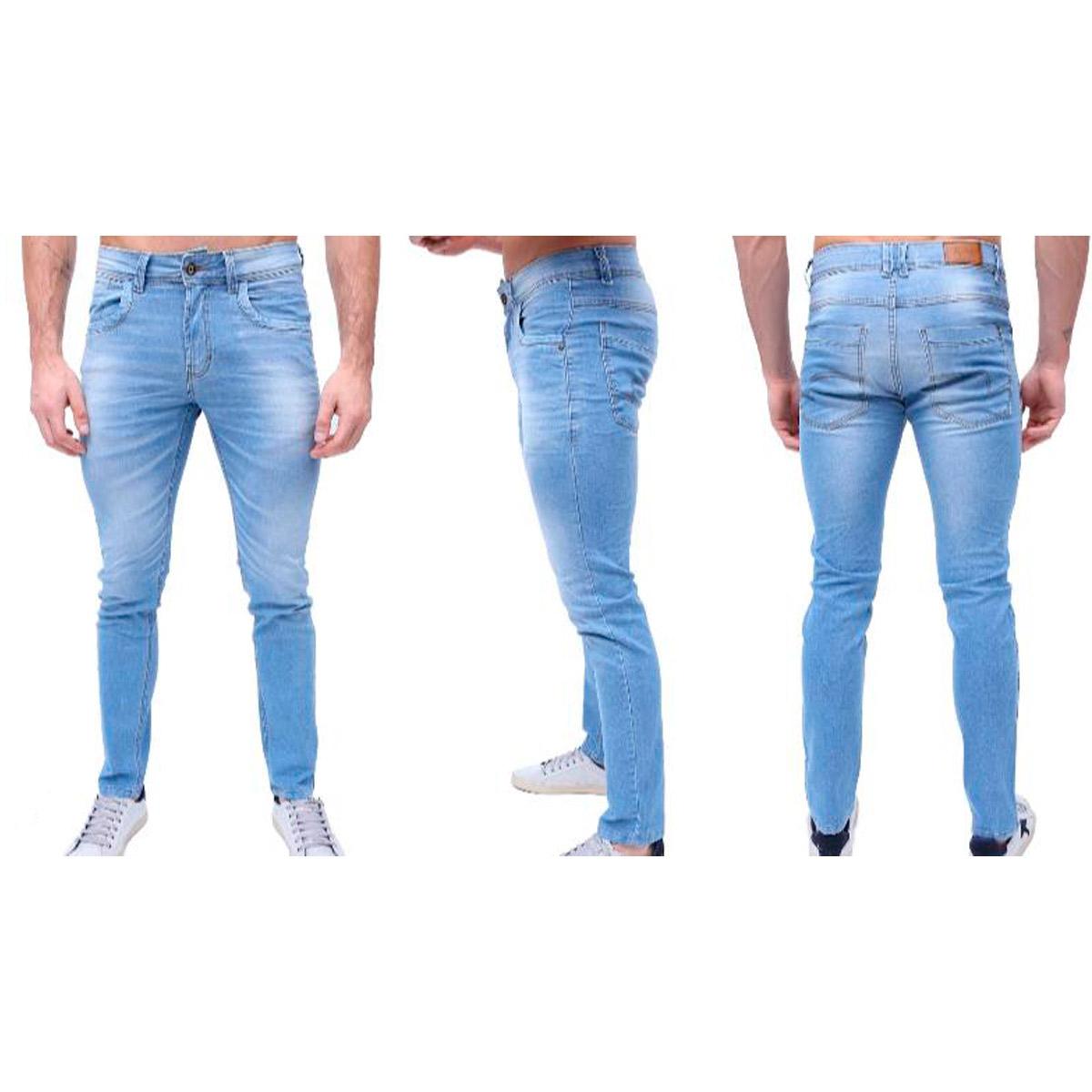 Calça Jeans Masculina Zune 36565