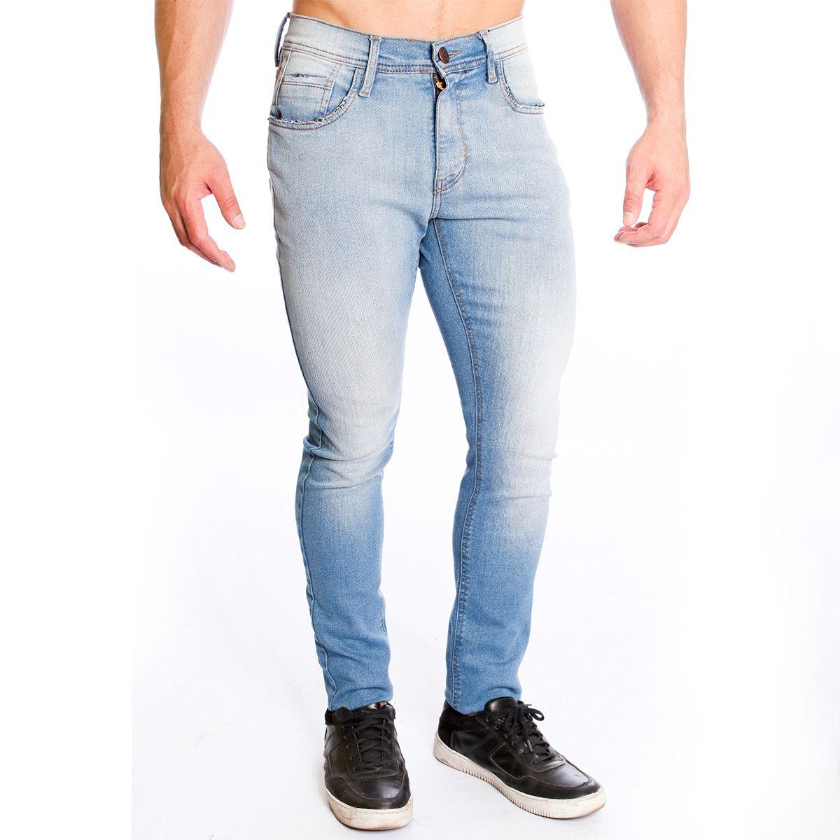 Calça Masculina Jeans Gangster 19.33.0175