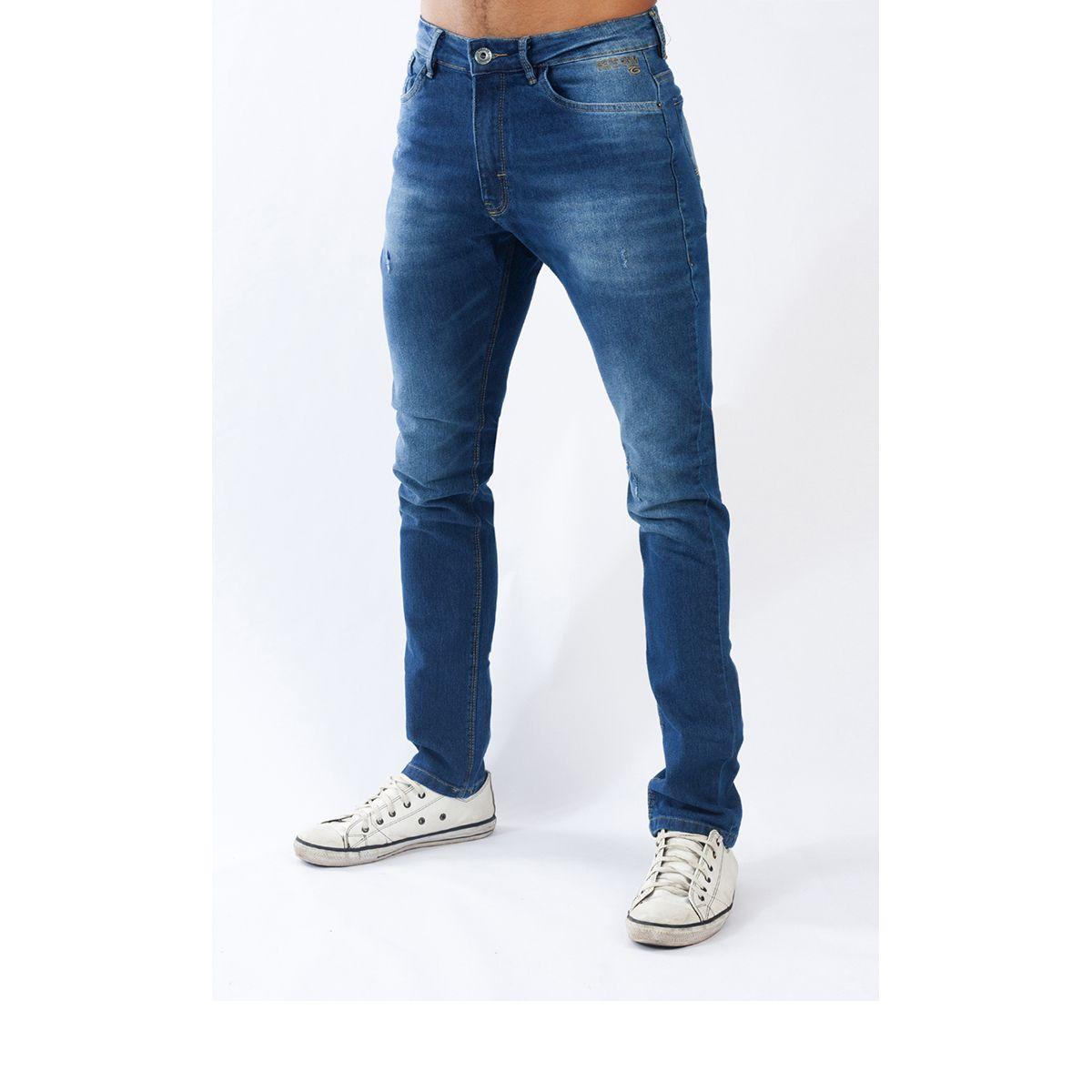 Calça Masculina Jeans Gangster 19.37.0830
