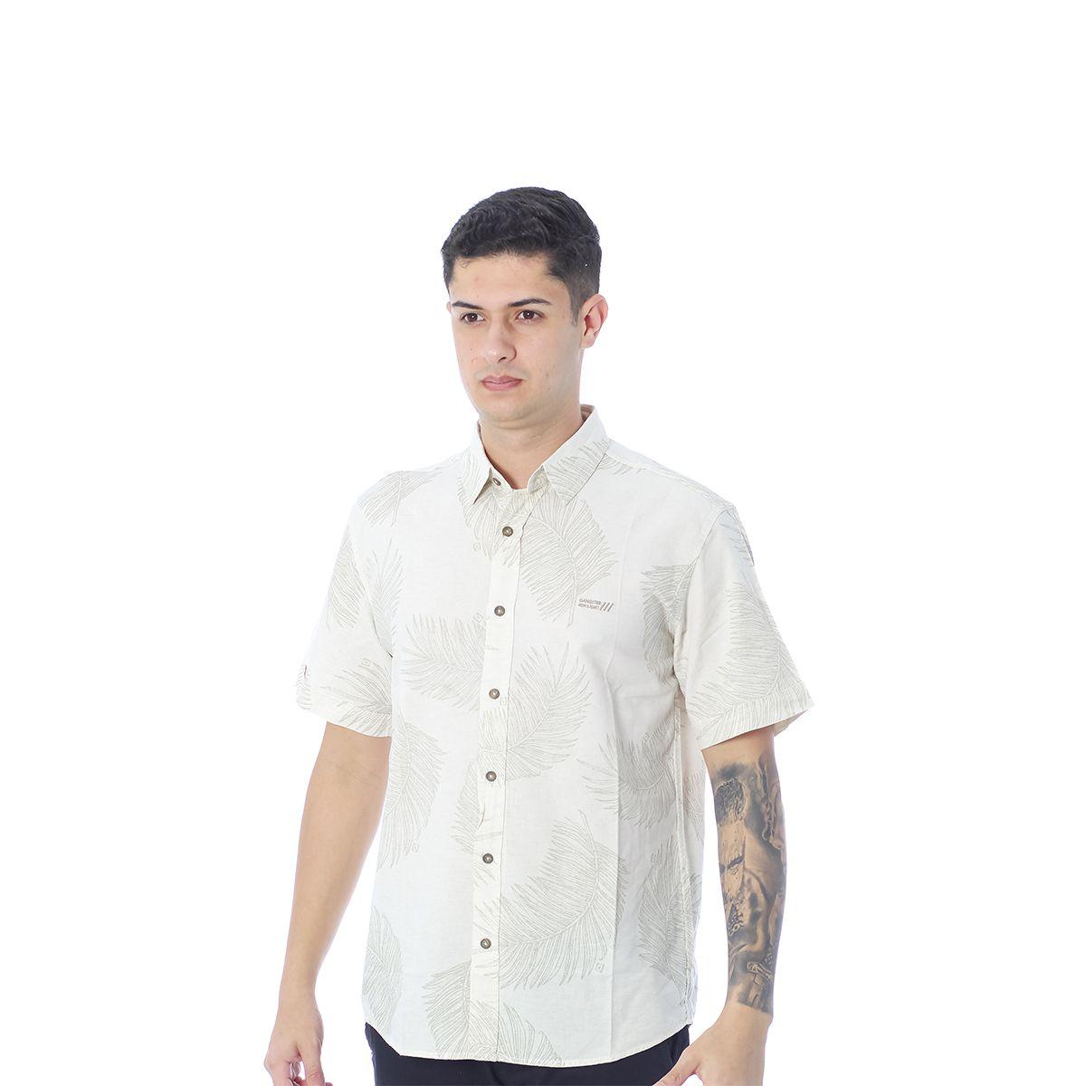 Camisa Floral Masculina Gangster 15.30.0065