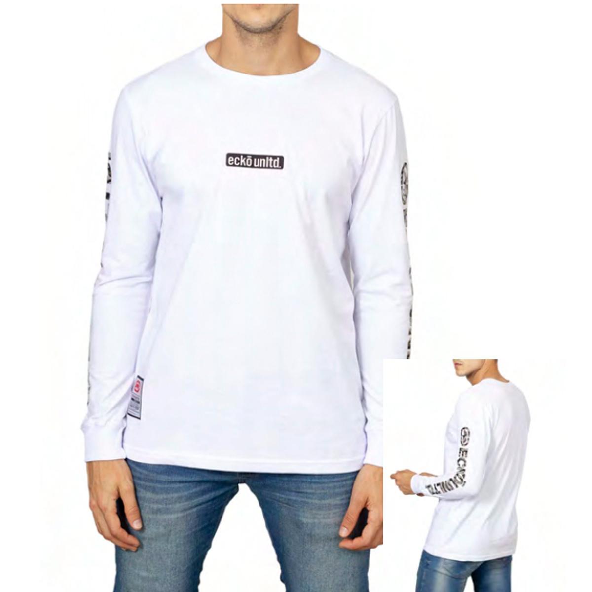 Camisa Manga Longa Masculina Ecko E948A