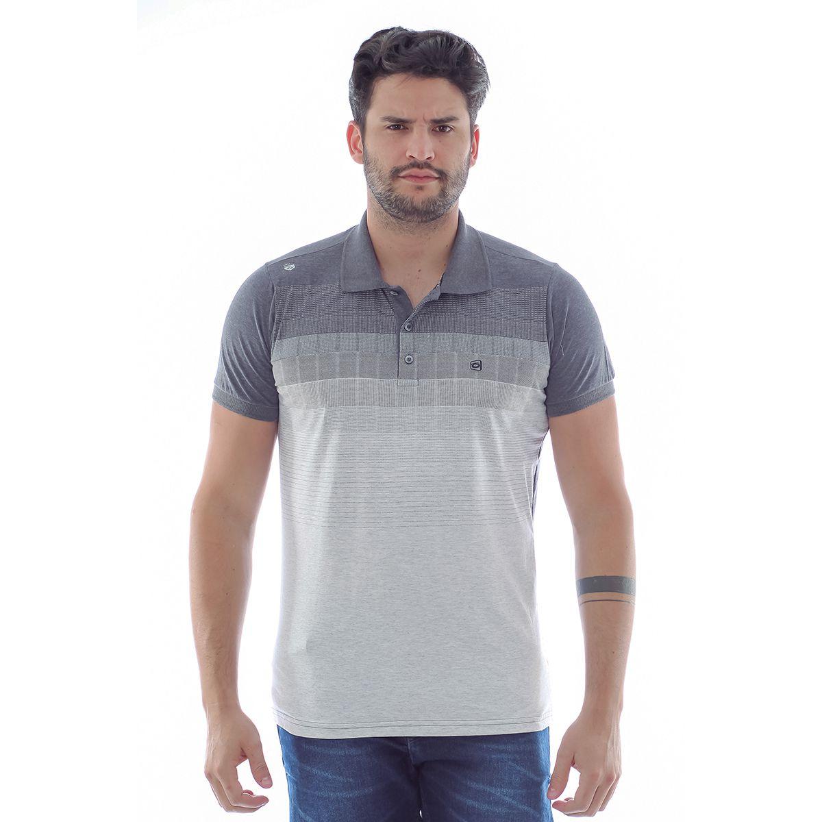 Camisa Polo Masculina Gangster 29.07.0605