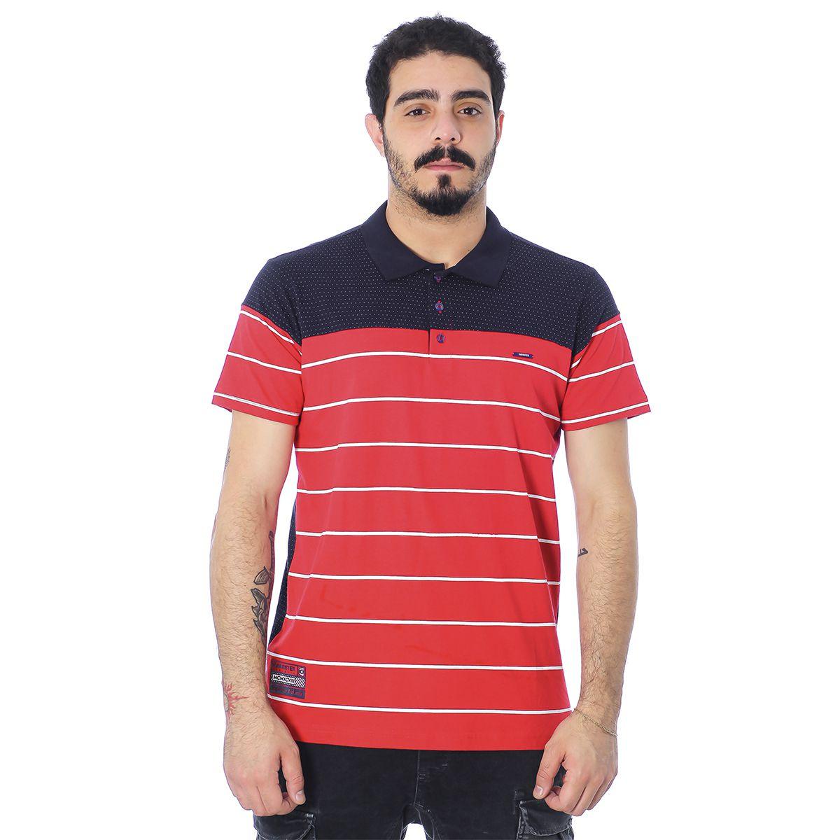 Camisa Polo Masculina Gangster 29.07.0628