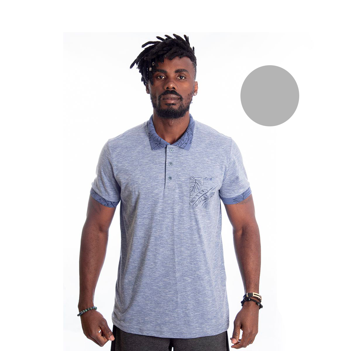 Camisa Polo Masculina Gangster Clássica 29.08.0306