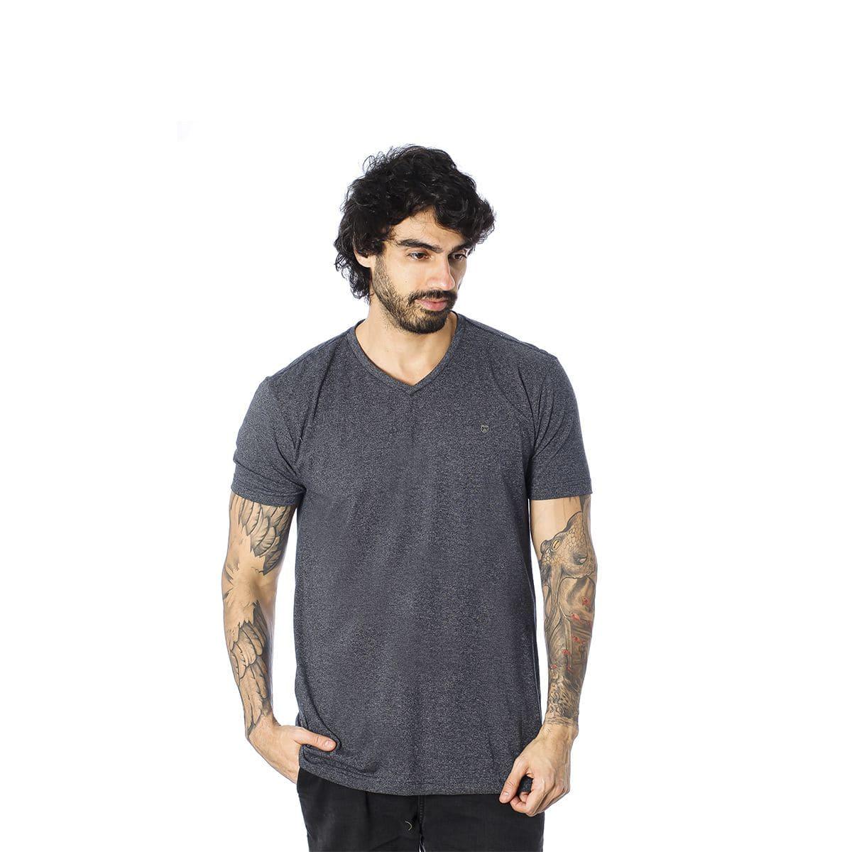 Camiseta Básica Masculina Gangster 11.22.0272