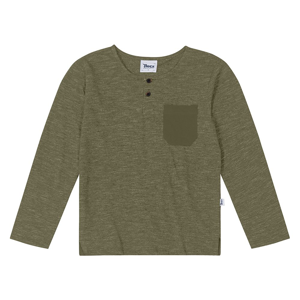Camiseta Infantil Masculina Trick Nick 101069