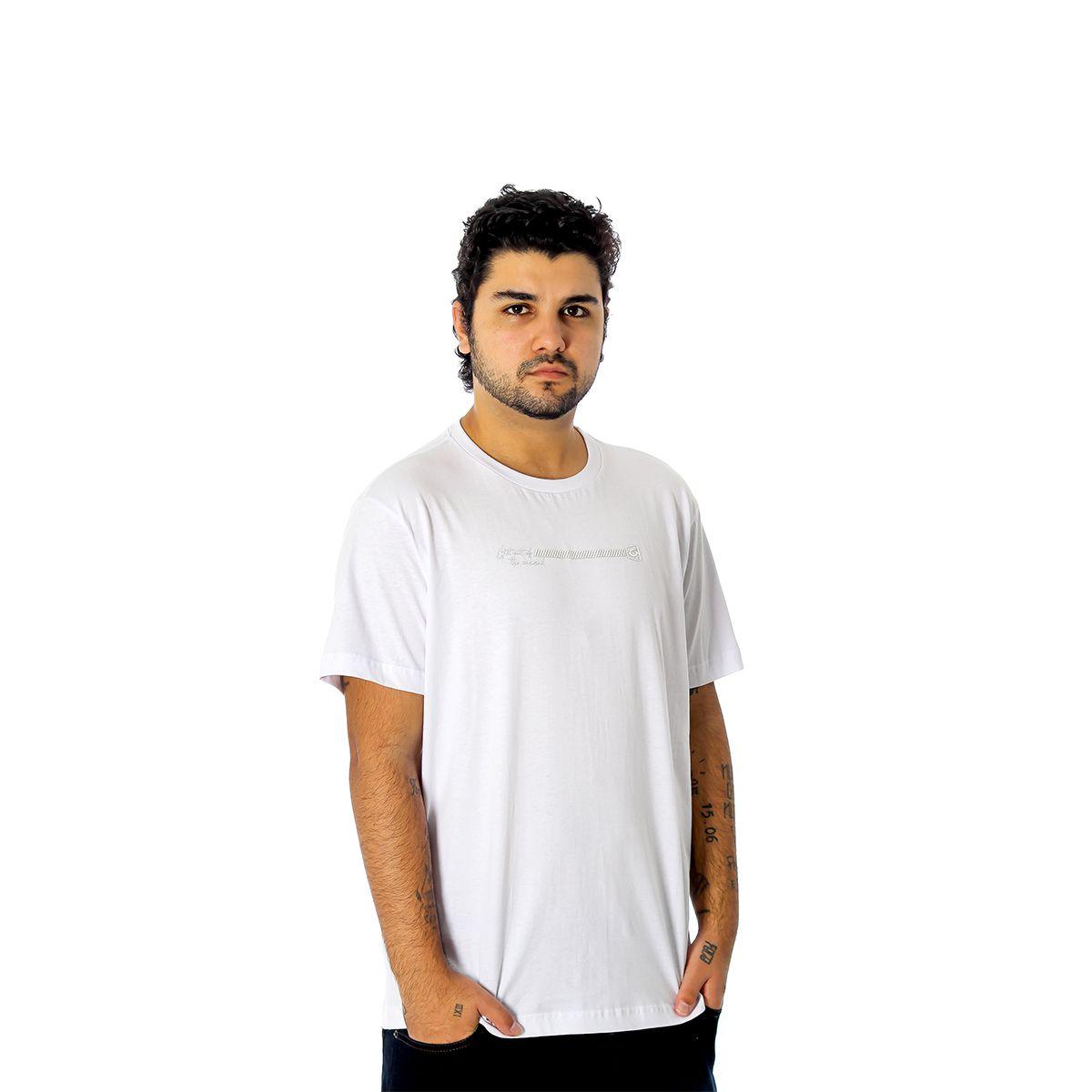 Camiseta Masculina Estampada Gangster 10.01.9965