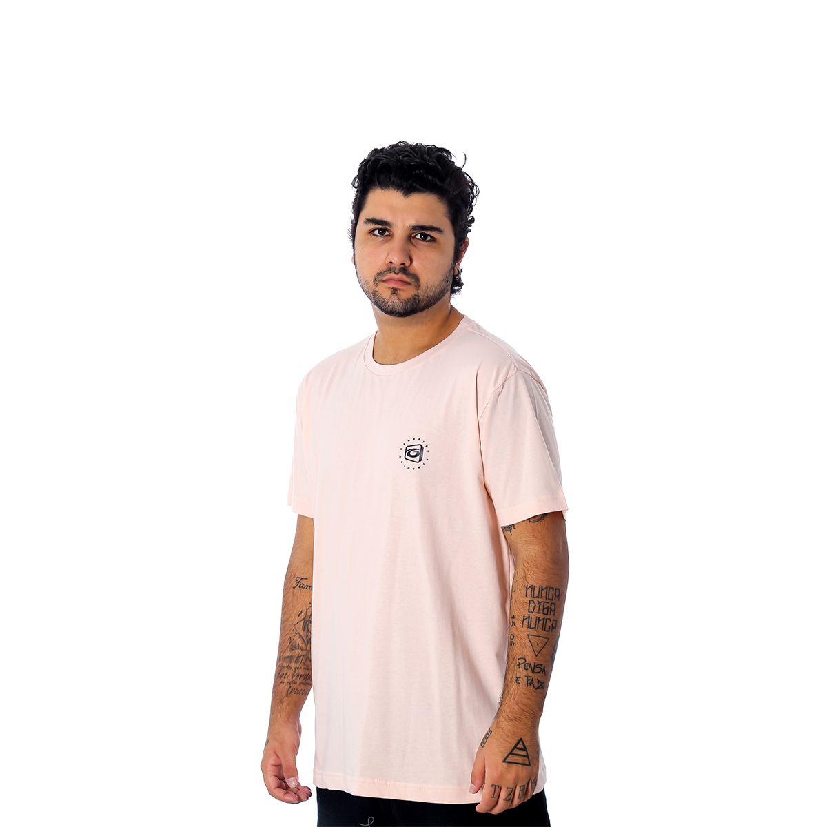 Camiseta Masculina Estampada Gangster 10.01.9984