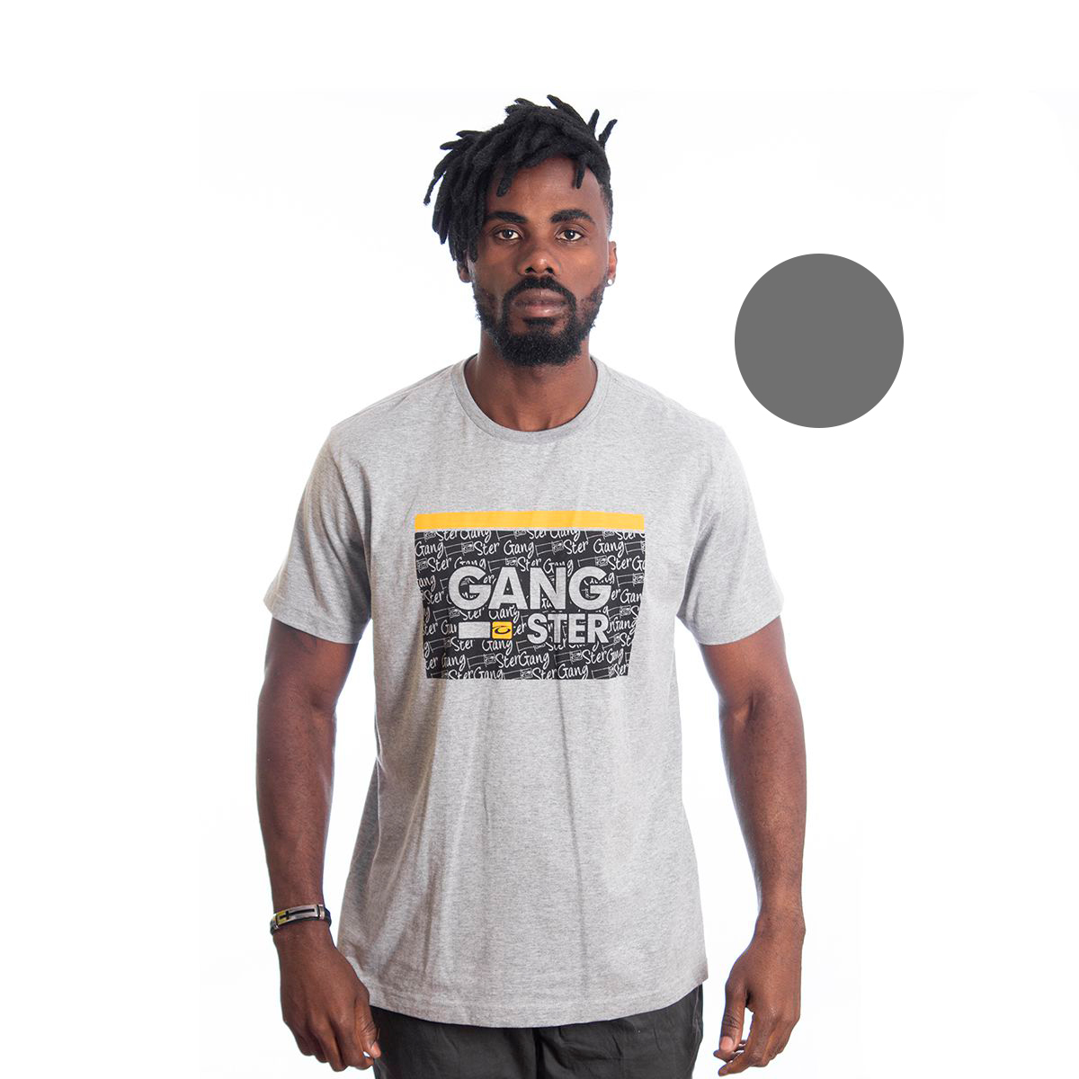Camiseta Masculina Gangster 10.01.9502