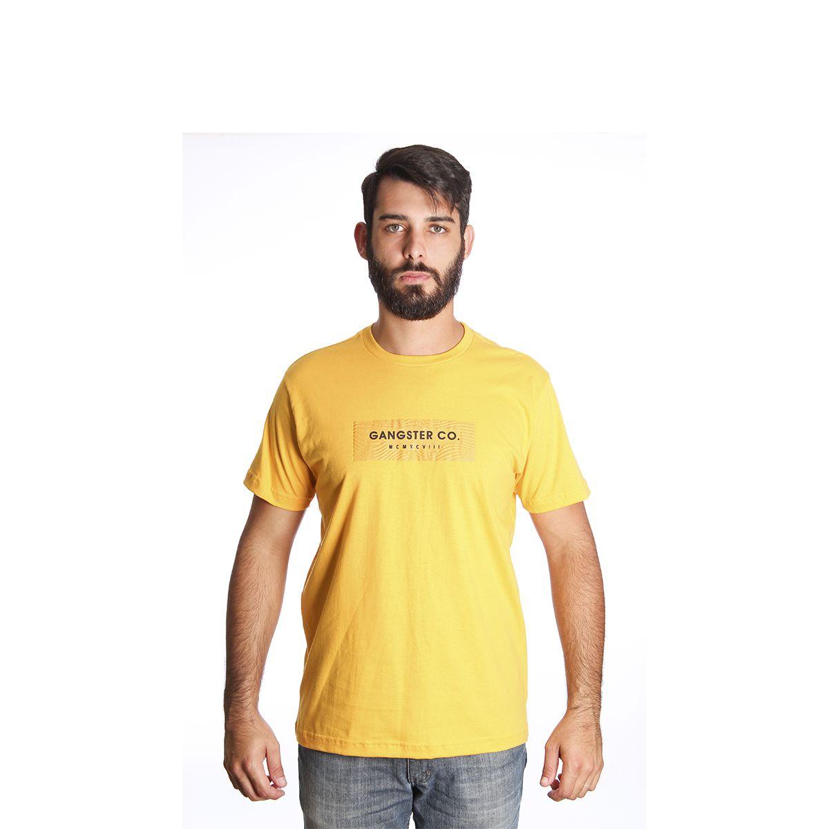 Camiseta Masculina Gangster 10.01.9792