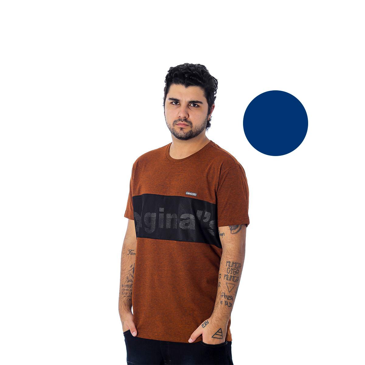 Camiseta Masculina Gangster 11.19.2900