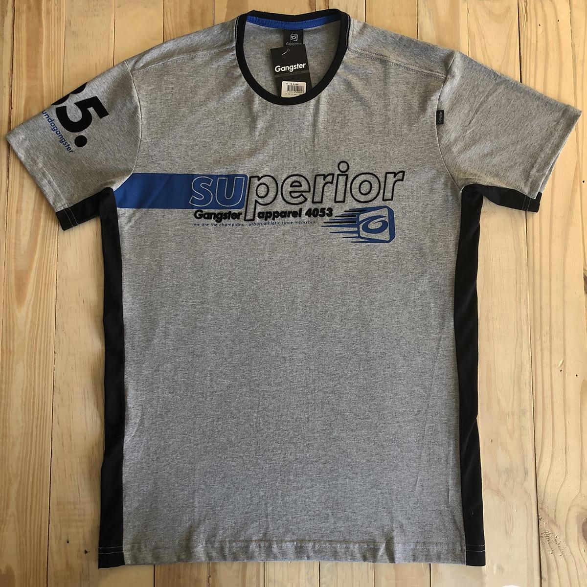Camiseta Masculina Gangster Clássica 11.19.2466