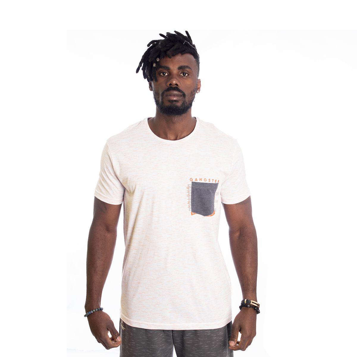 Camiseta Masculina Gangster Clássica 11.24.1010