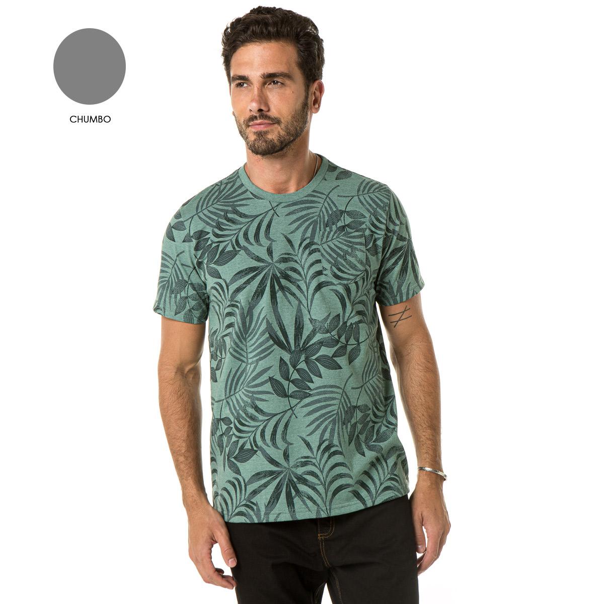 Camiseta Masculina Sba 20385