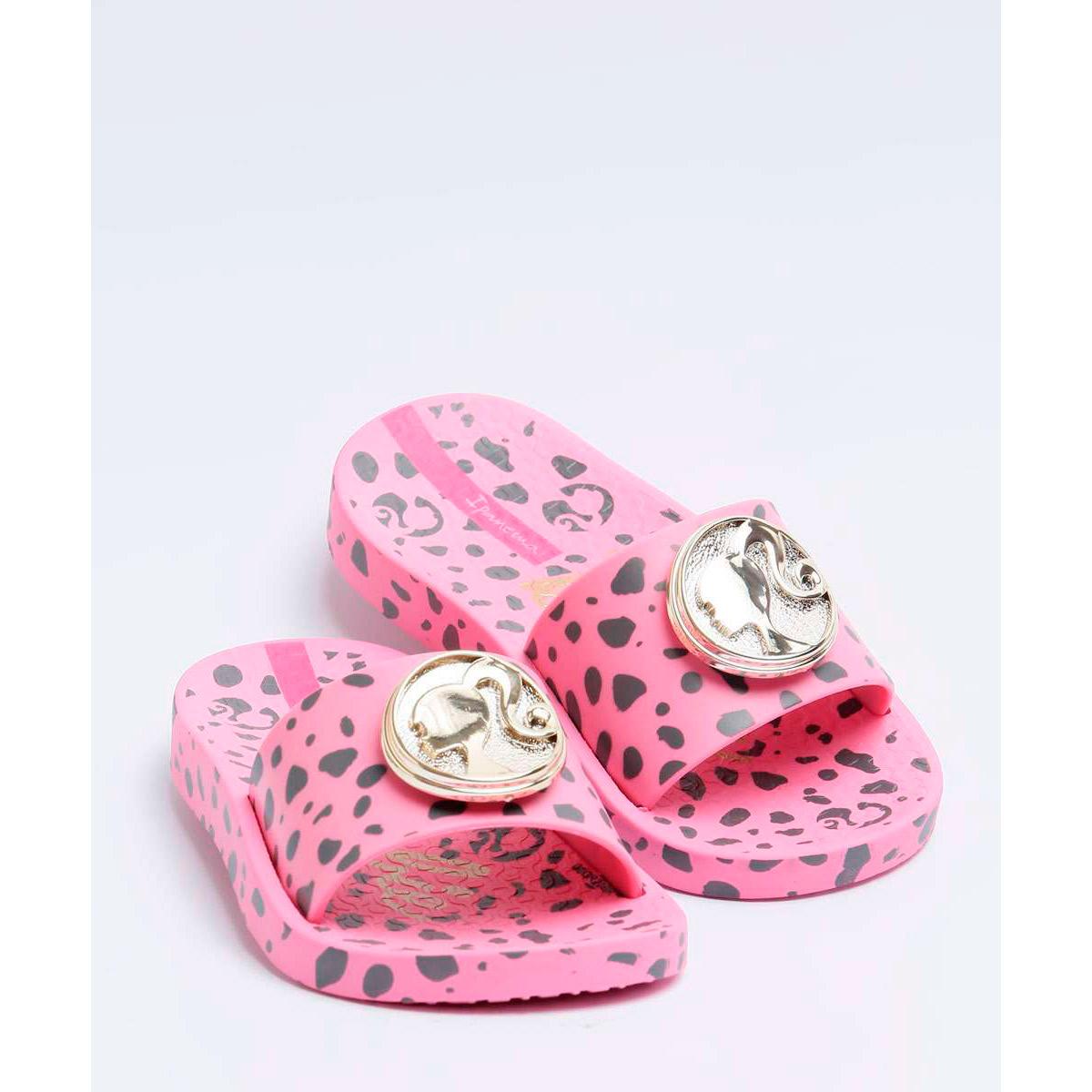 Chinelo Feminino Slide Ipanema Barbie 26590