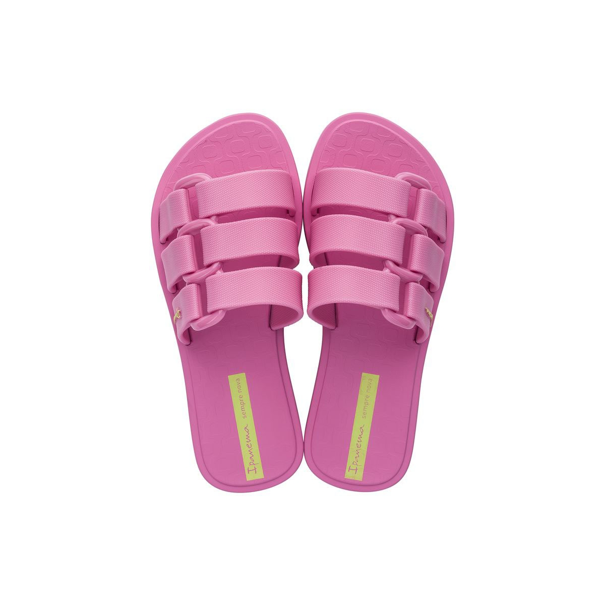 Chinelo Infantil Feminino Slide Ipanema Bold 26520
