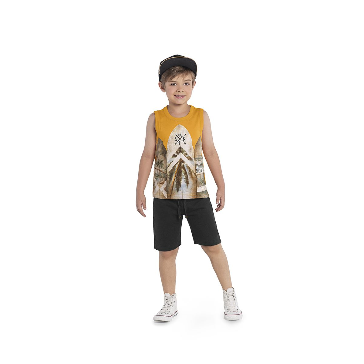 Conjunto Infantil Masculino Primavera Rovitex 3013232