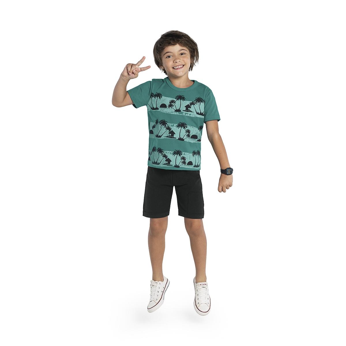 Conjunto Infantil Masculino Primavera Rovitex 3013282