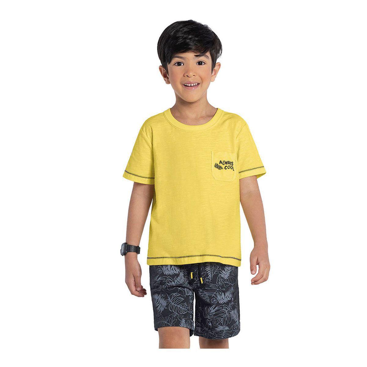Conjunto Infantil Masculino Primavera Rovitex 3089882