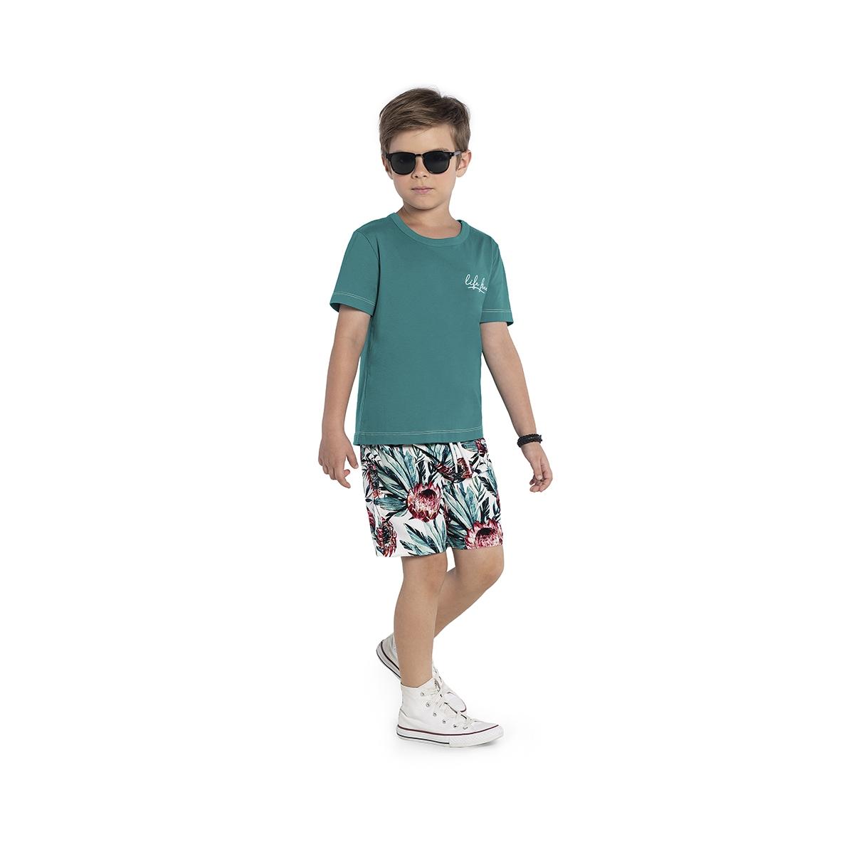 Conjunto Infantil Masculino Primavera Rovitex 308990