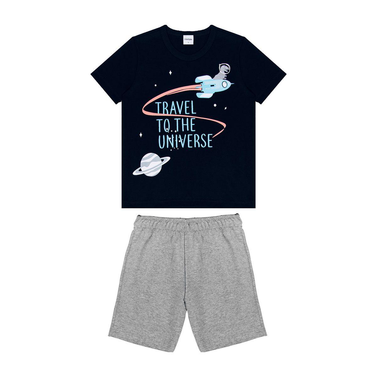 Conjunto Infantil Masculino Rovitex 3014572