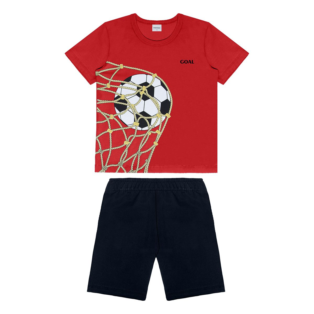 Conjunto Infantil Masculino Rovitex 3014642