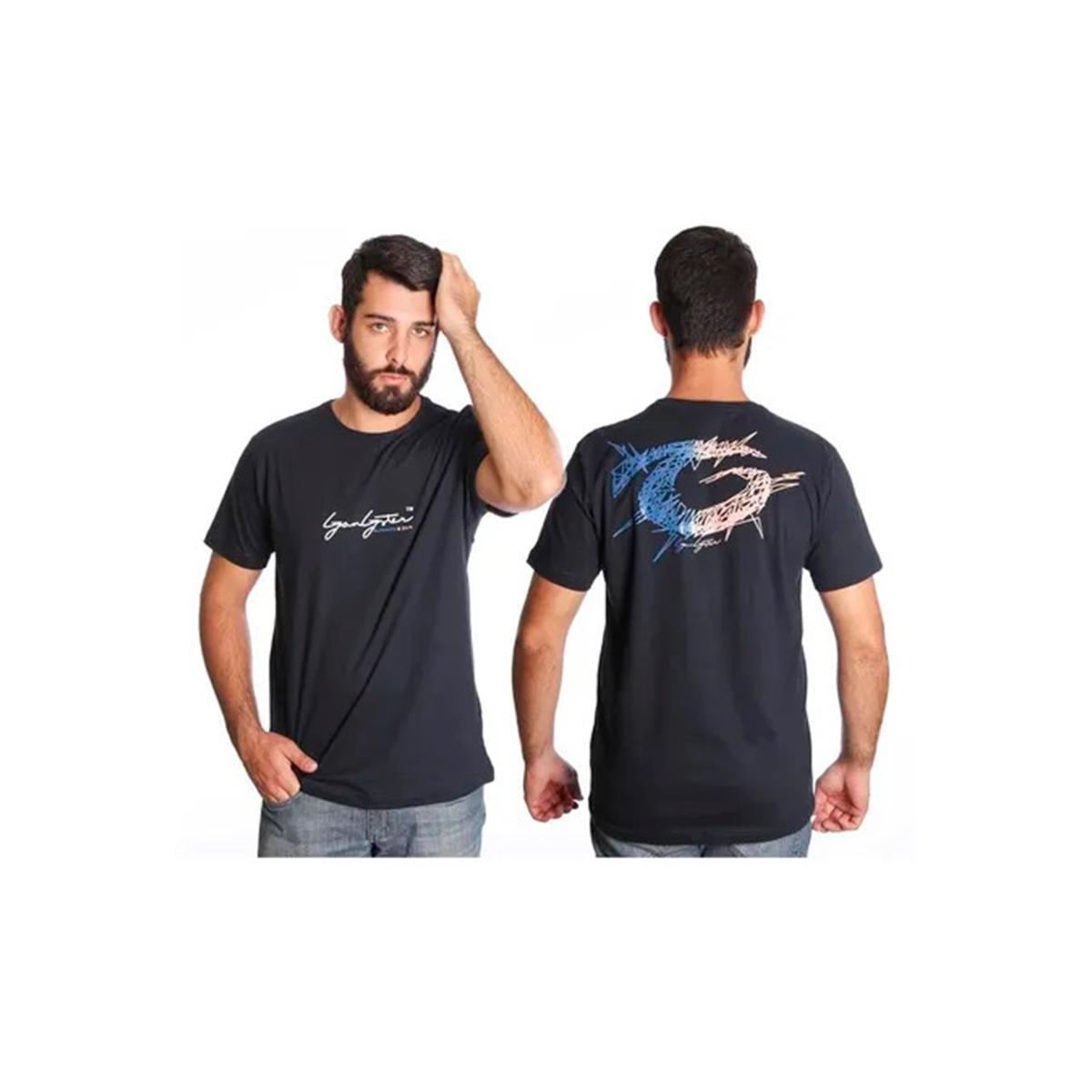 Kit 5 Camisetas Masculina Gangster Estampada