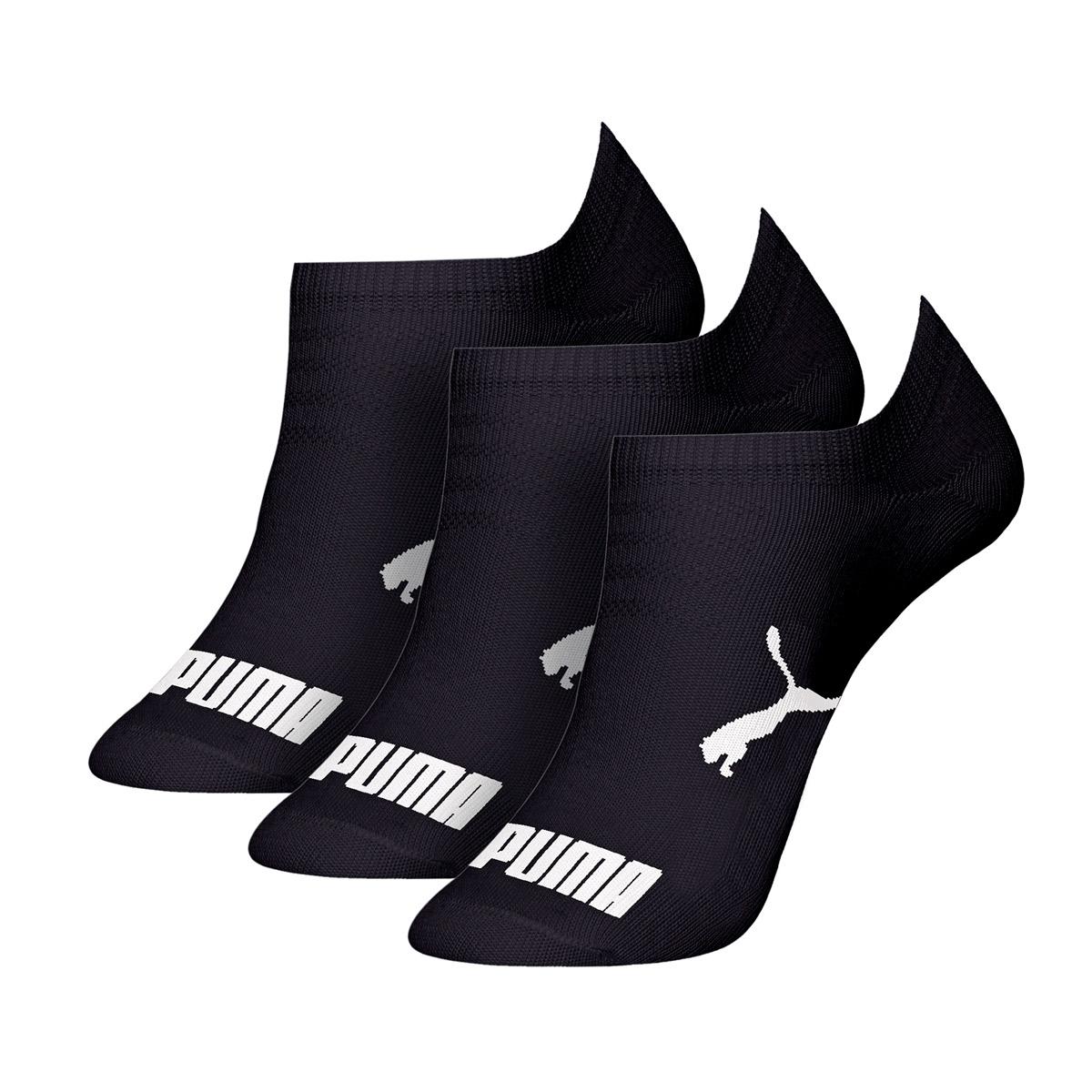 Kit com 3 Pares de Meias Sapatilhas Puma 4515.001