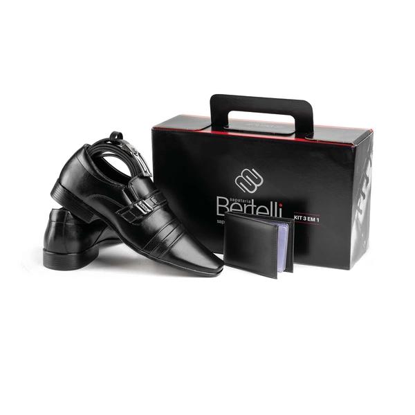 Kit Masculino Social Bertelli 70.076