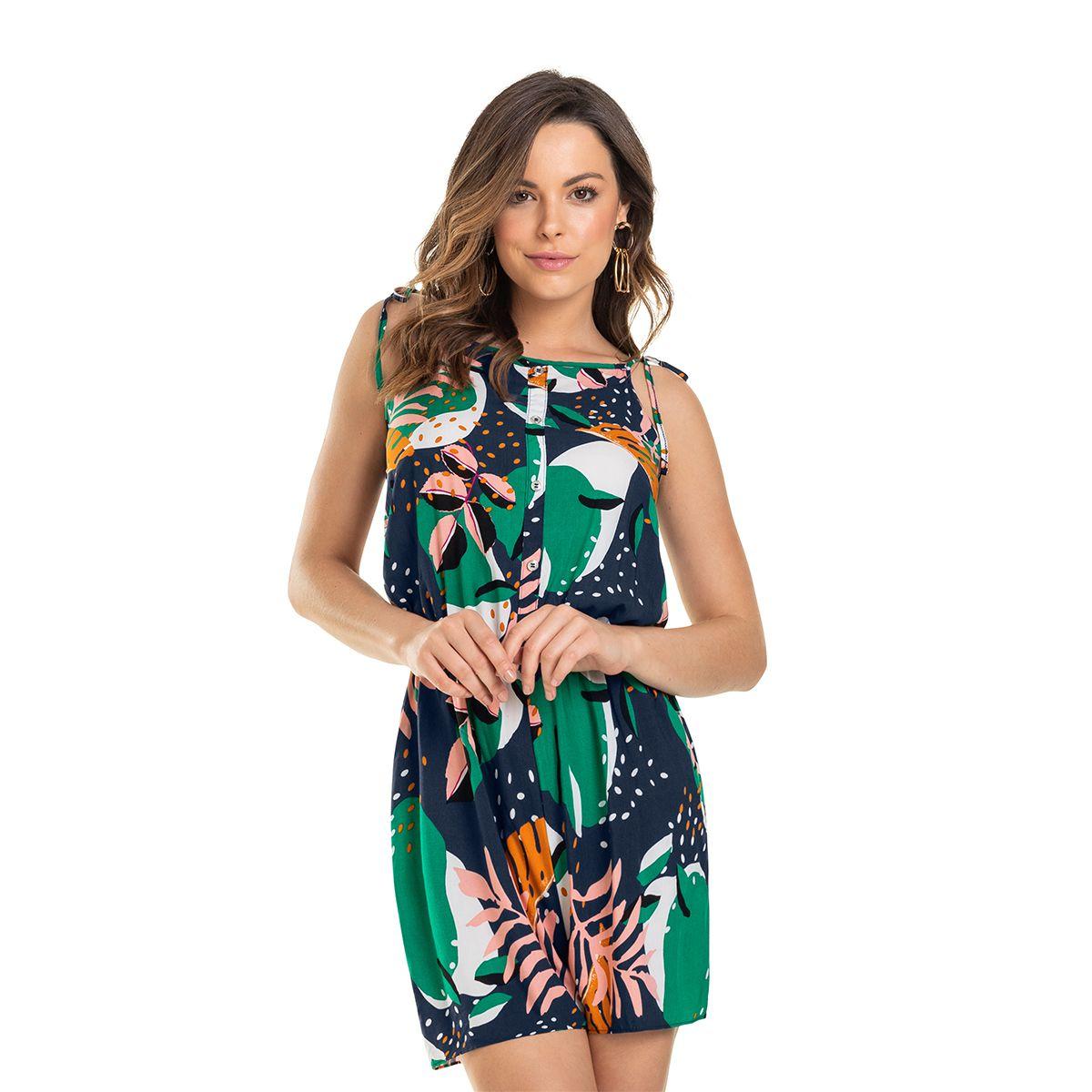 Macaquinho Feminino Rovitex 6149655