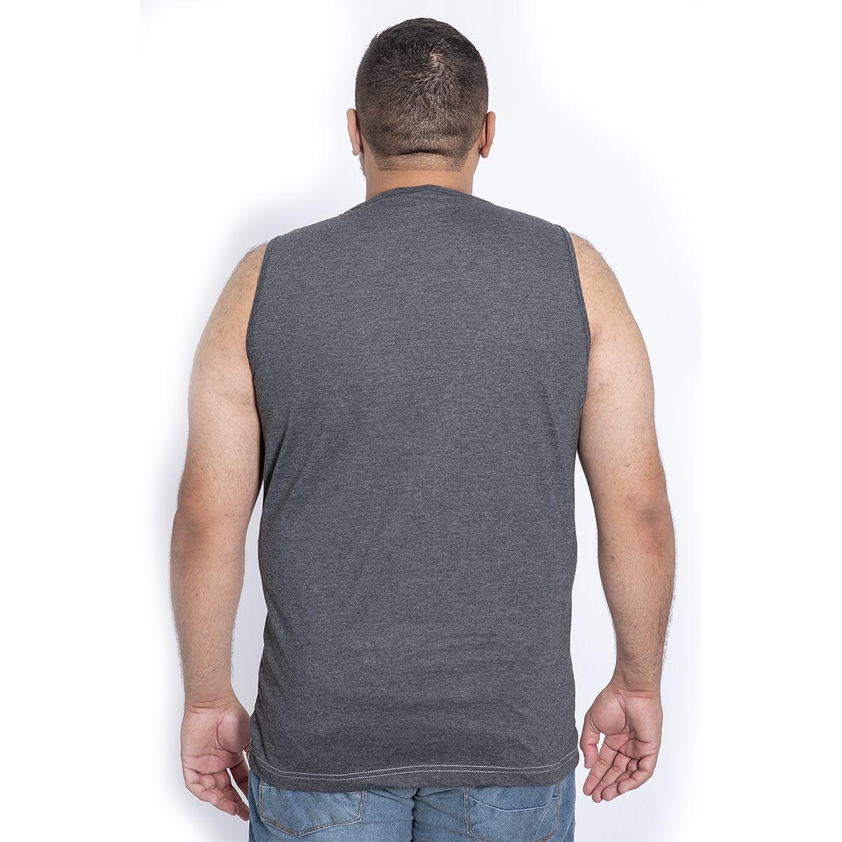 Regata Masculina Plus Size Gangster 53.14.0061