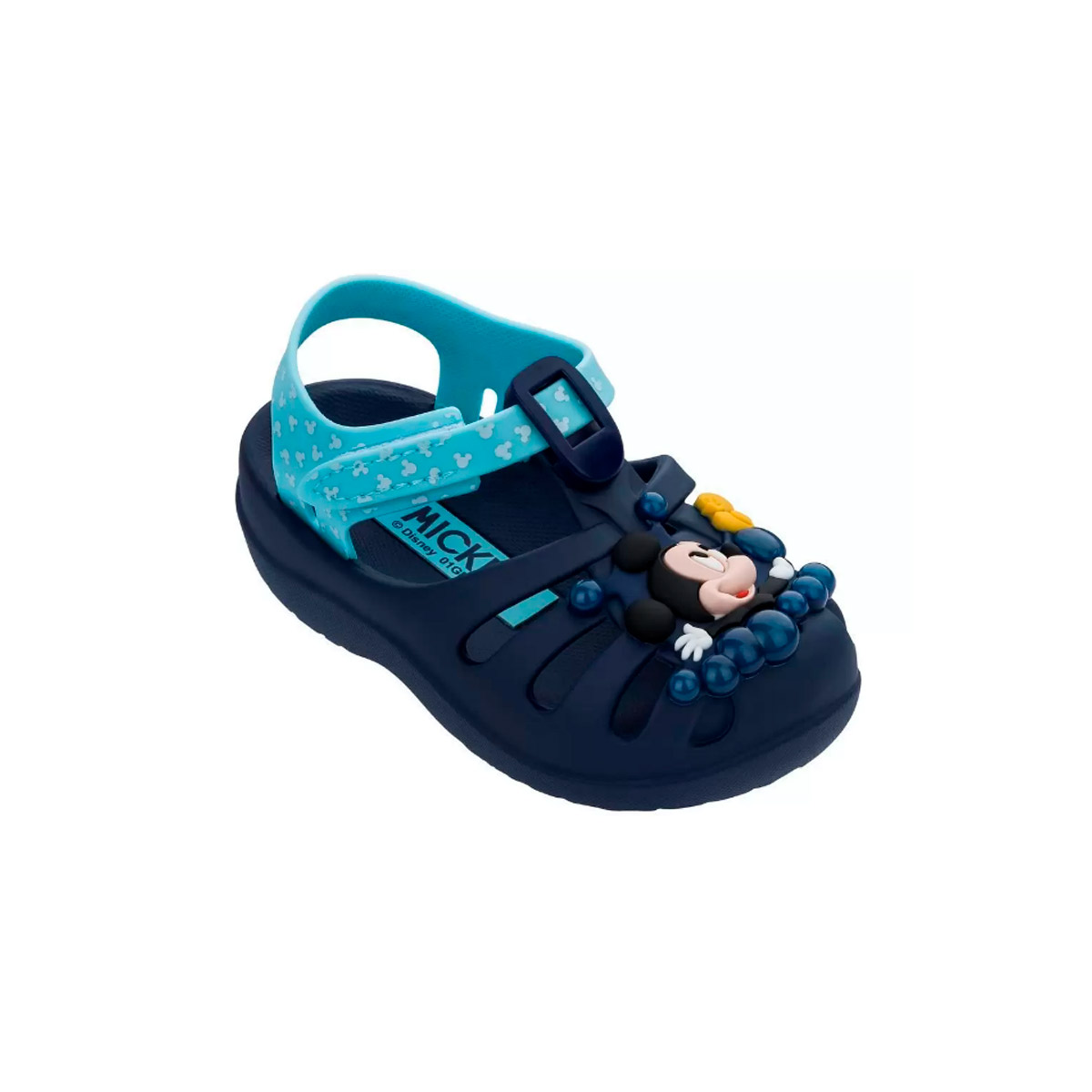Sandália Disney Infantil Masculina Mickey 220751