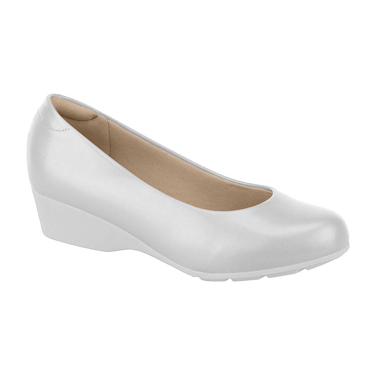 Sapato Feminino Anabela Fechado Modare 7014.200