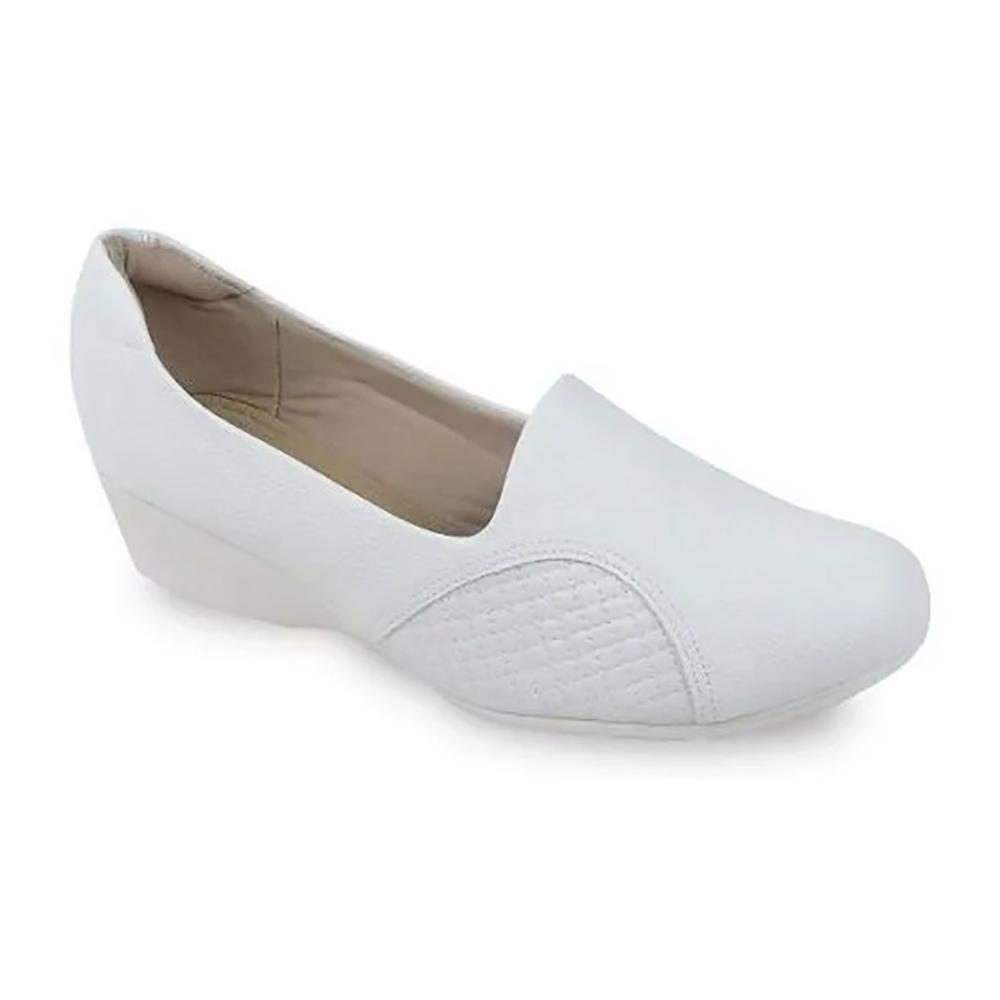 Sapato Feminino Anabela Fechado Modare 7014.229