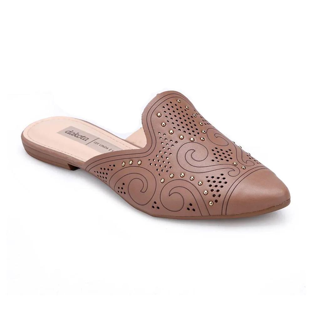 Sapato Feminino Mule Dakota G1052