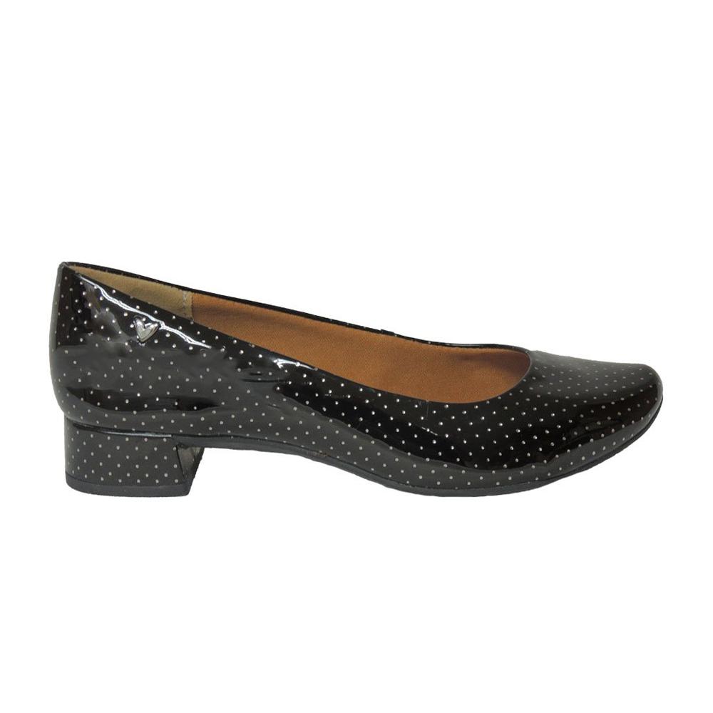 Sapato Feminino Salto Baixo Mississipi Q0081
