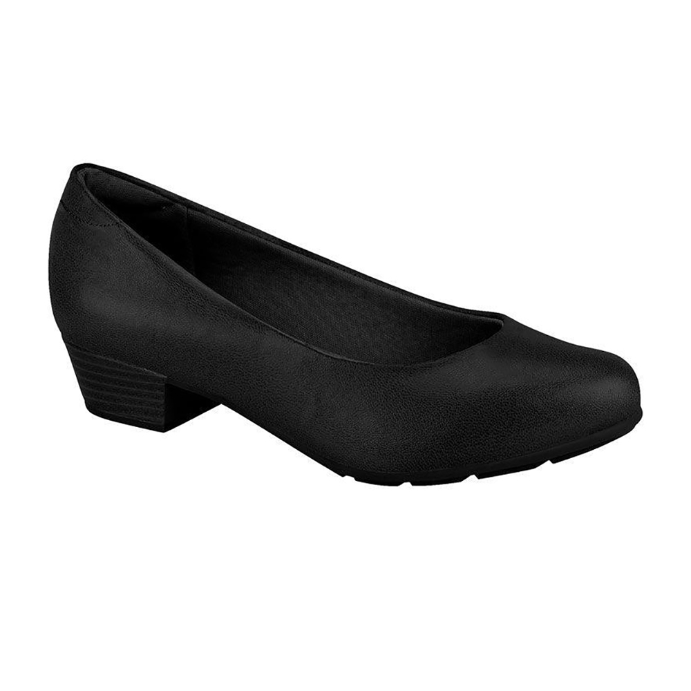 Sapato Feminino Salto Baixo Napa Modare 7032.500