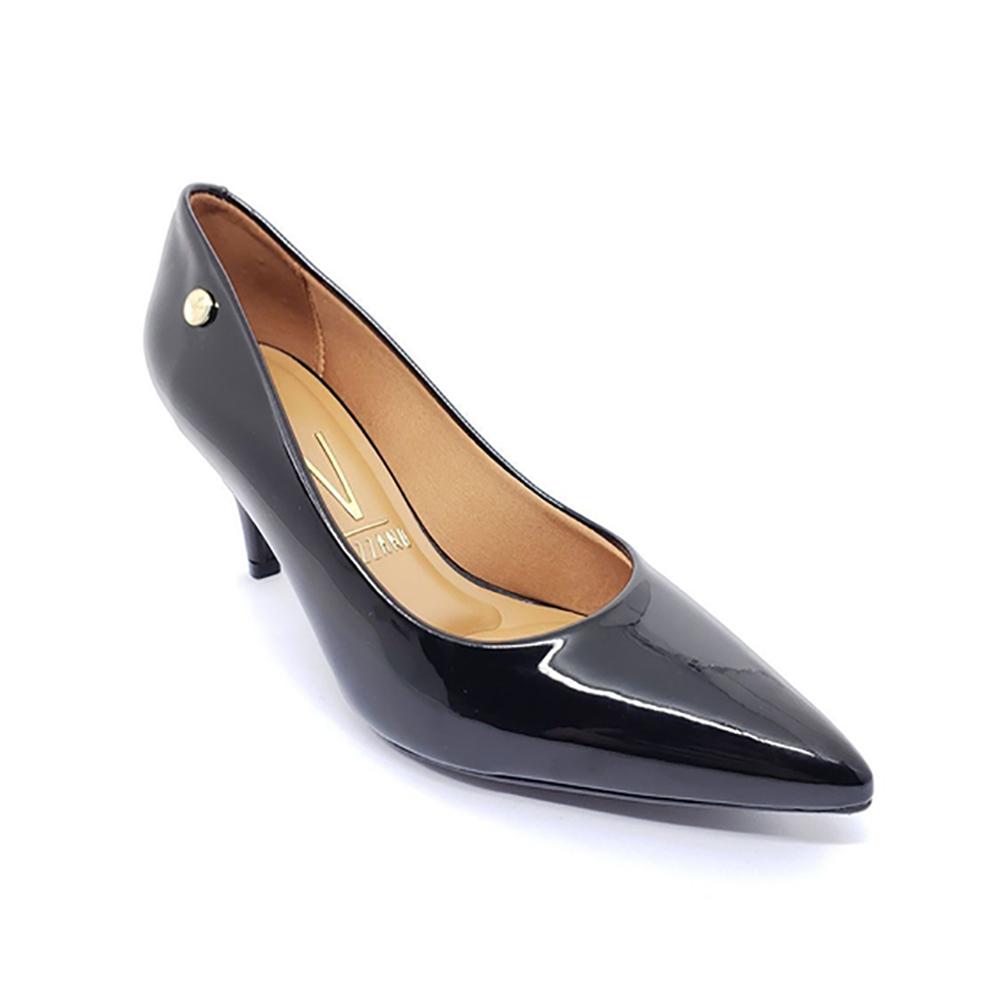 Sapato Feminino Scarpin Verniz 1185.702
