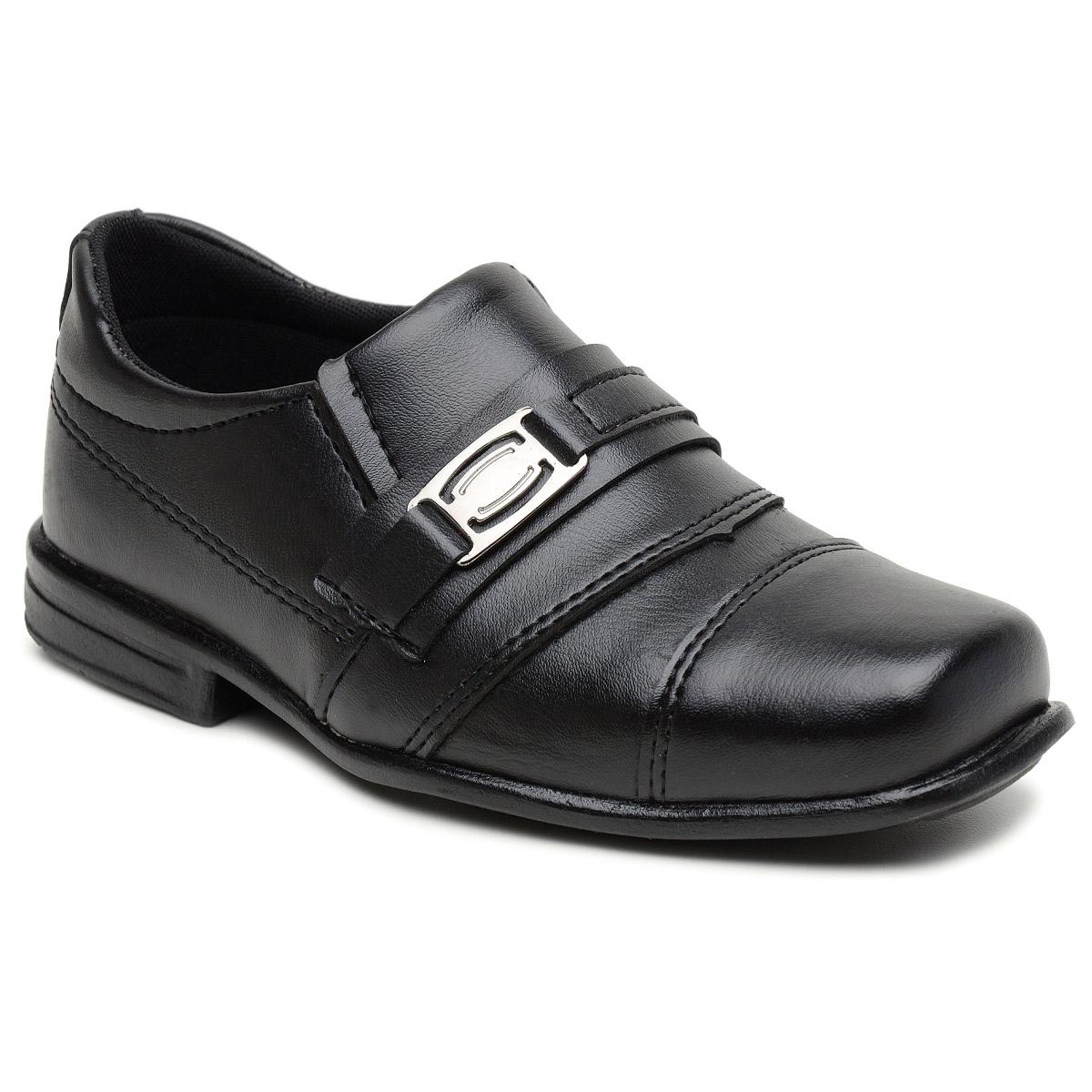 Sapato Social Infantil Masculino Sociale 003.04
