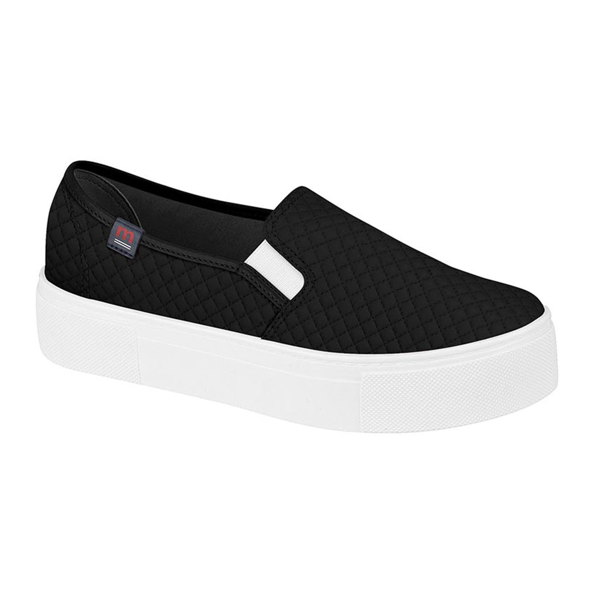 Tênis Feminino Sneakers Moleca 5658.100