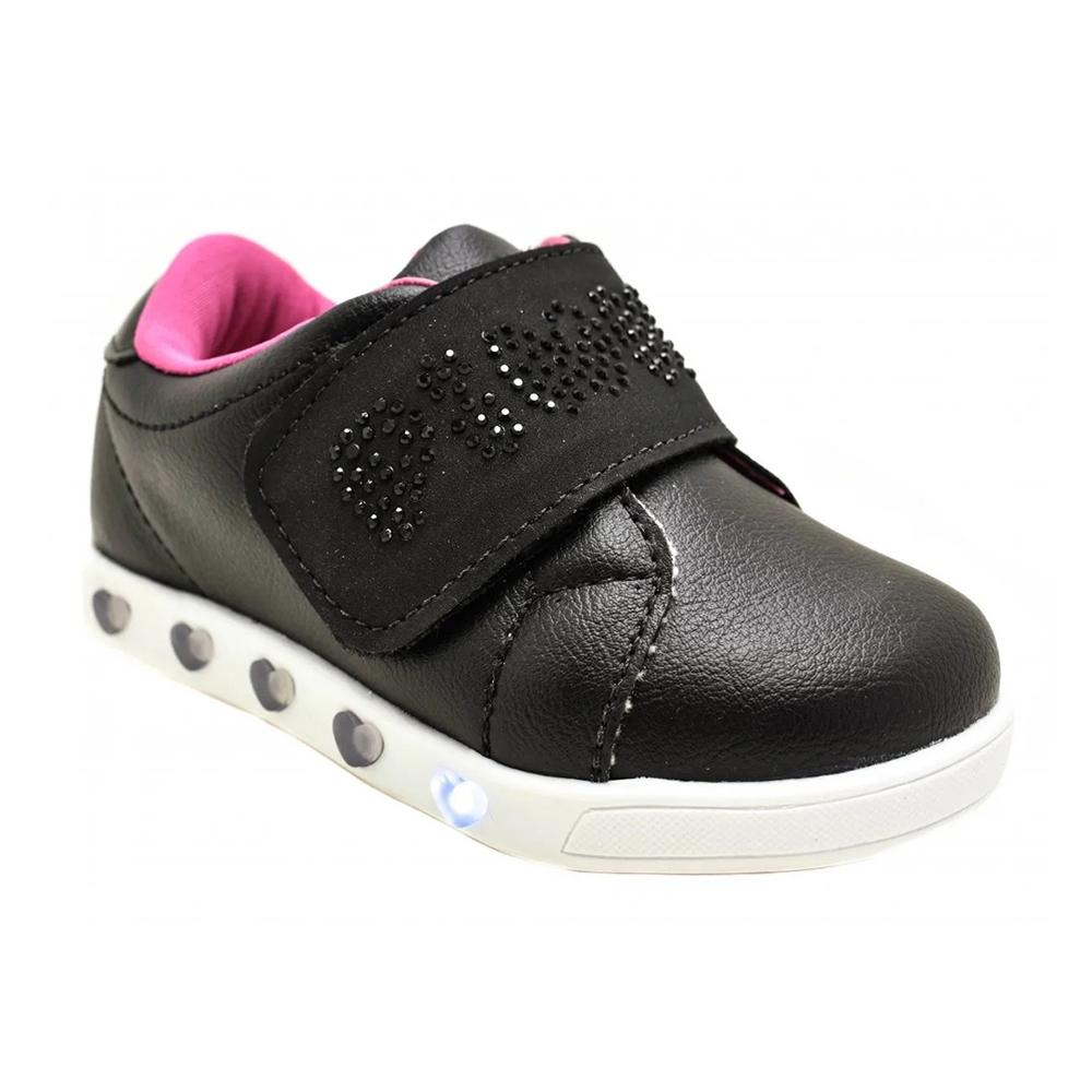Tênis Infantil Feminino Sneaker Pampili 165033