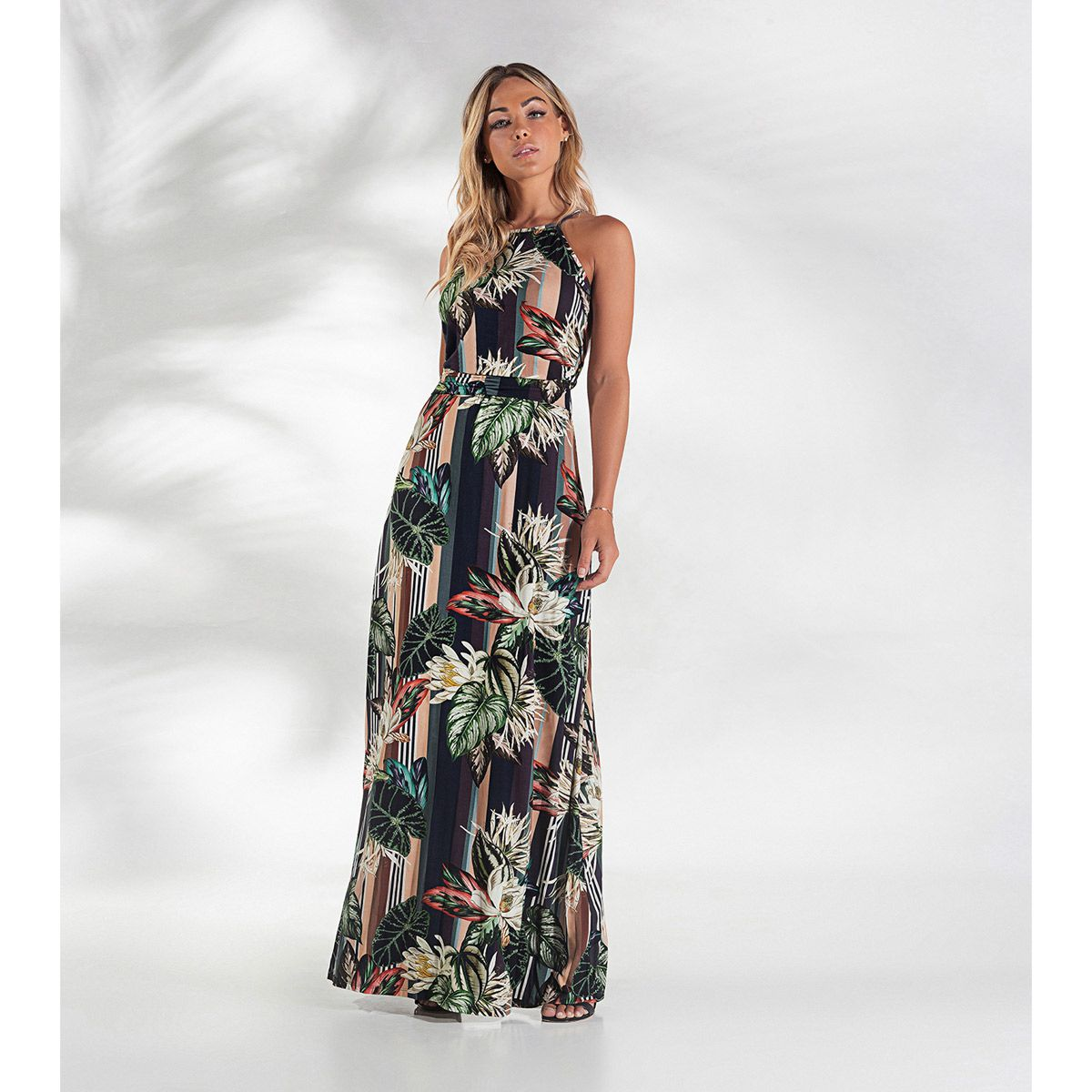 Vestido Feminino Longo Endless E13373