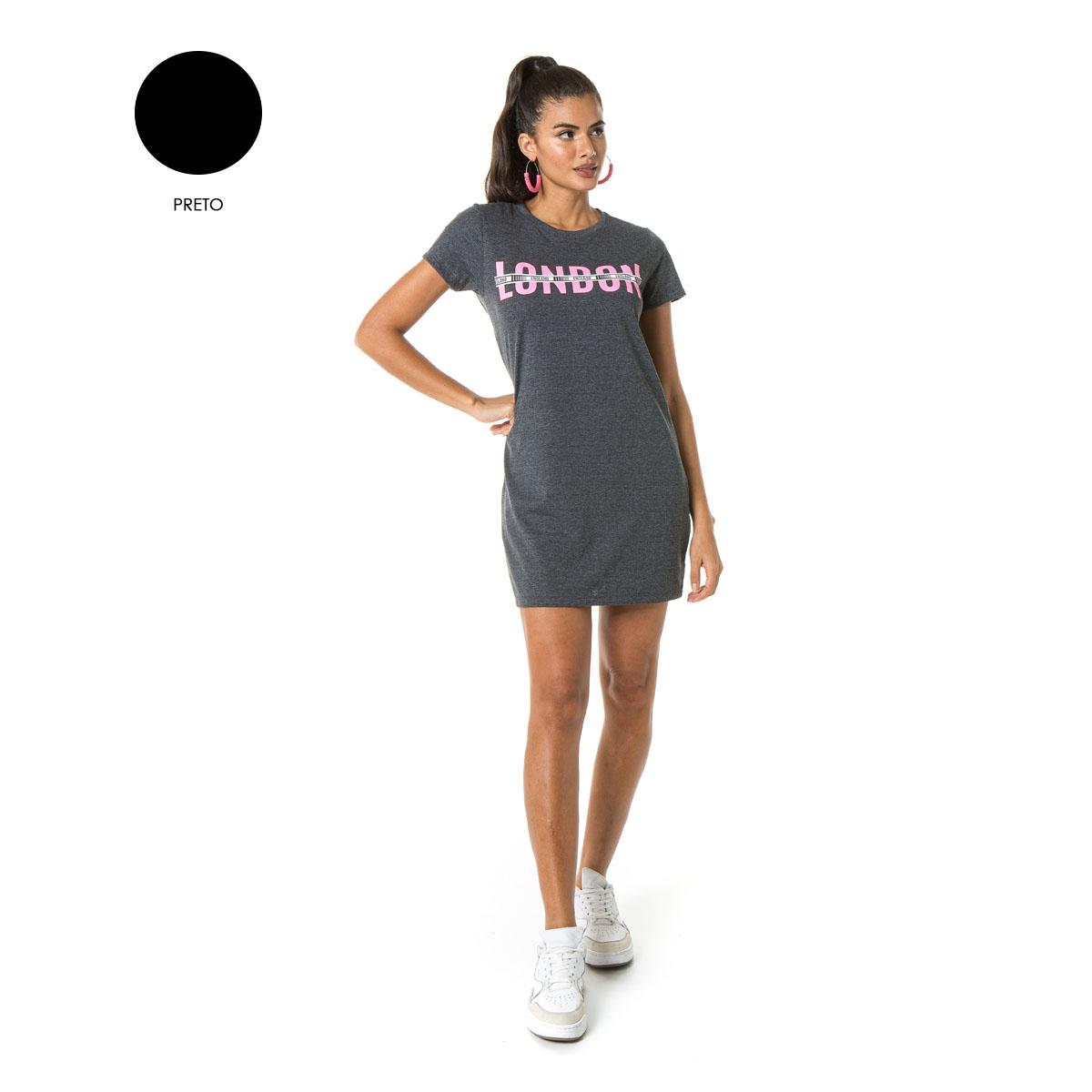 Vestido Feminino Sba 61135