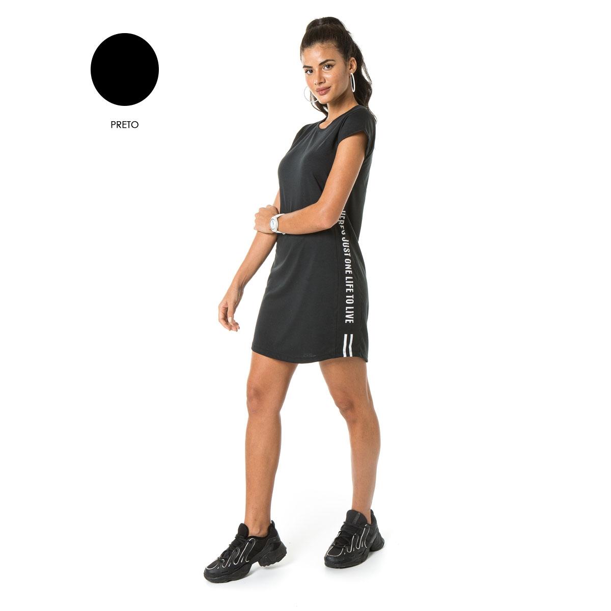 Vestido Feminino Sba  61137