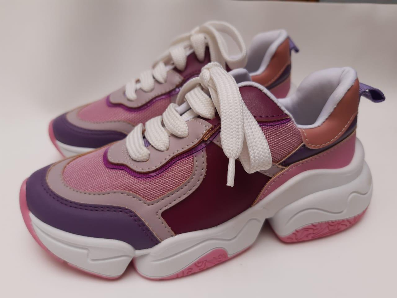 Tênis Alice Sneaker Menina Rio