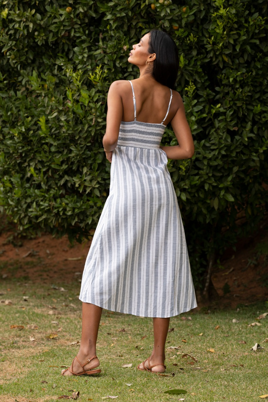 Vestido Topázio