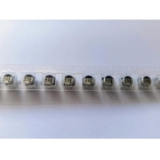 CAP ELCO SMD 100UF/16V 6,3X6MM GC1C107M6L006VR200