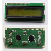 DISPLAY LCD ATM1602A 16X2 VERDE 80X36MM **